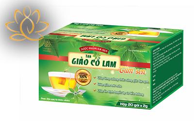 Trà Giảo Cổ Lam Tâm Sen